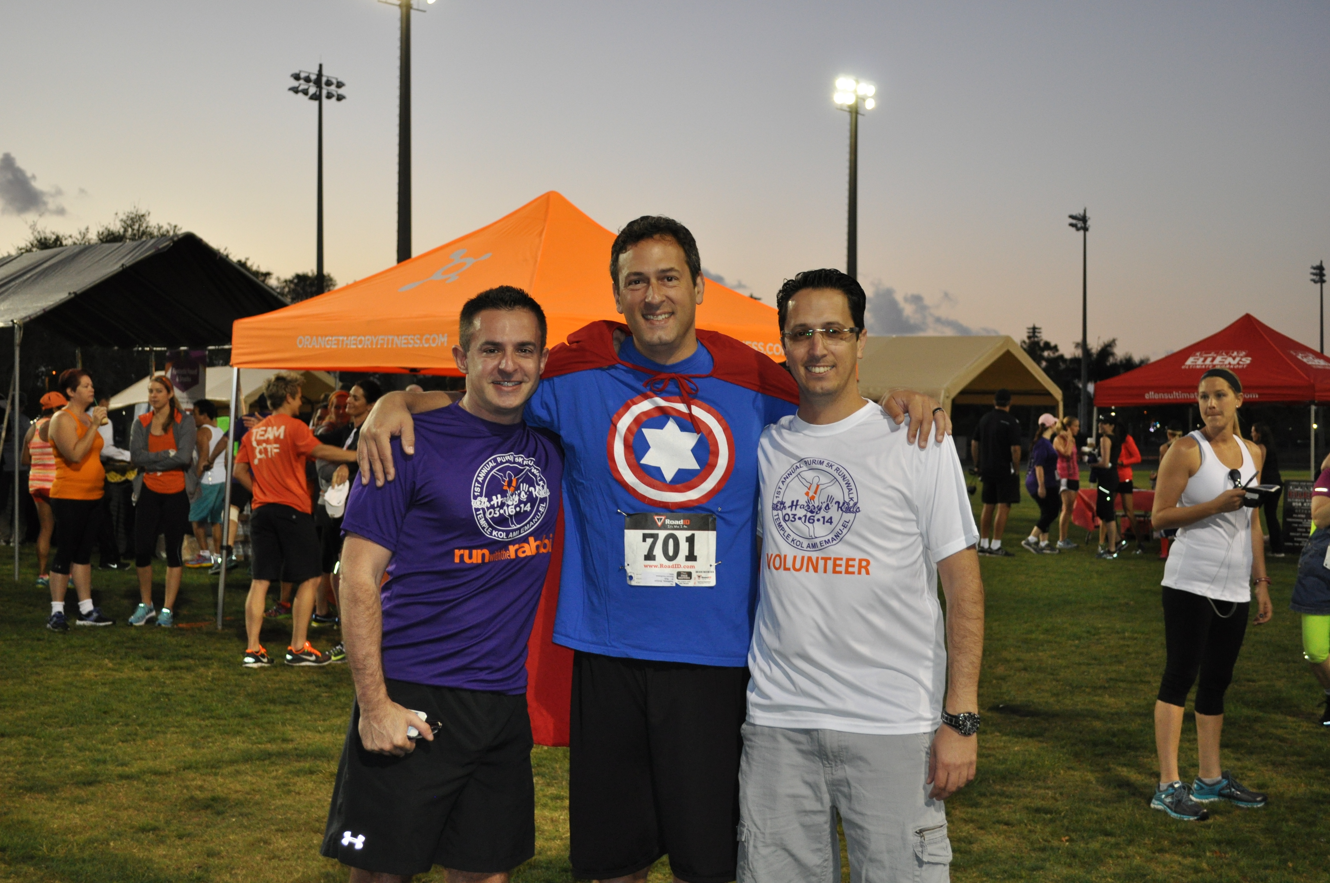Plantation Town Times: Run for the Rabbi